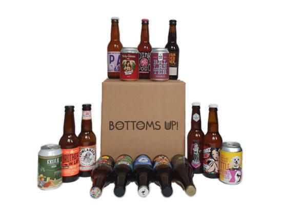 Bottoms Up! Amsterdam Box