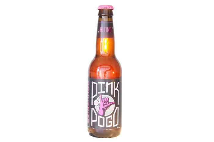 Bruut Bier Pink Pogo