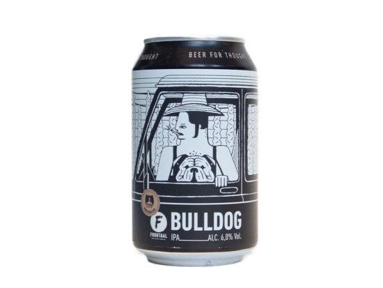 Frontaal Bulldog