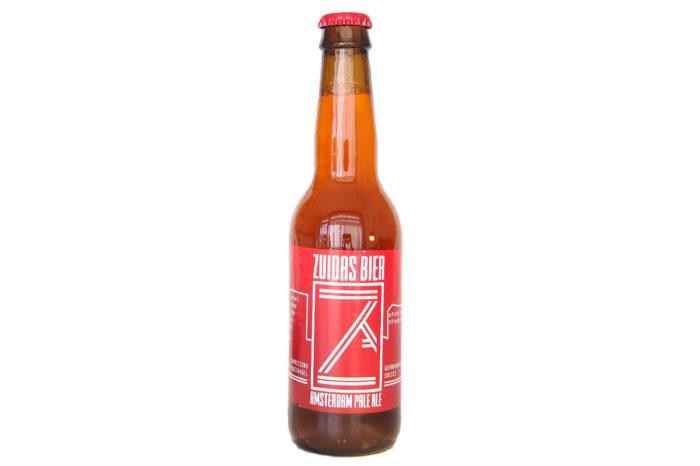 Zuidas Bier Amsterdam Pale Ale Voordeelverpakking