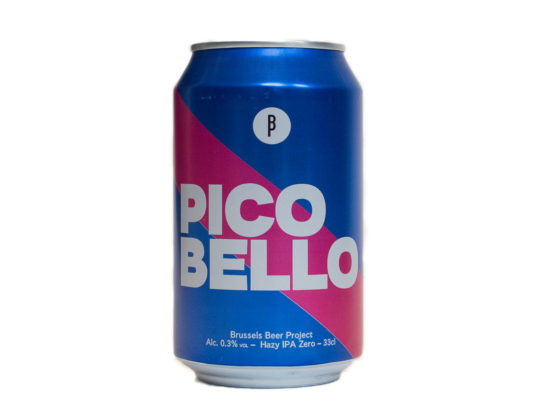 Brussels Beer Project Pico Bello