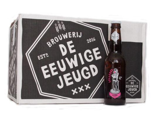 Brouwerij De Eeuwige Jeugd Lellebel voordeelverpakking